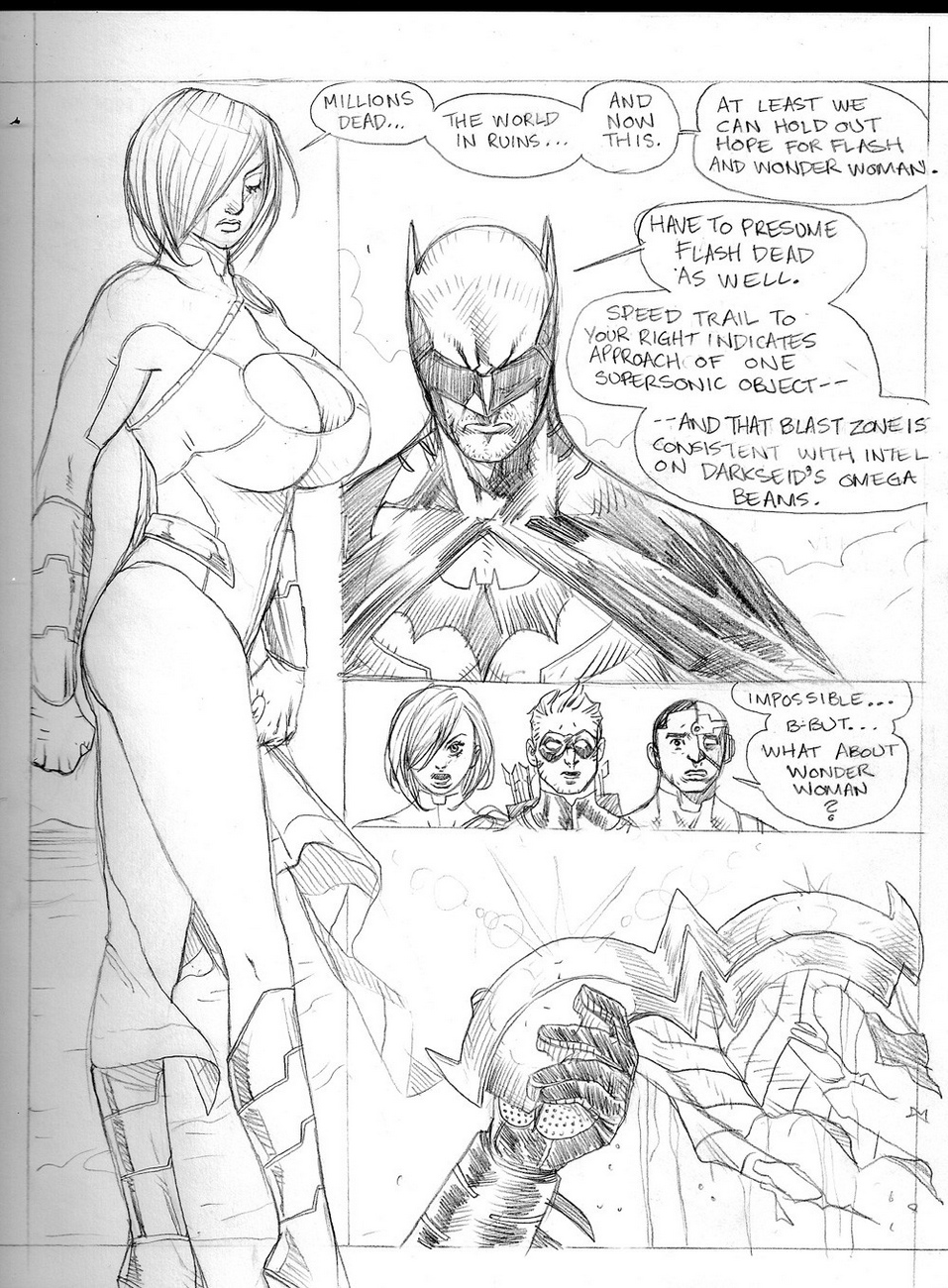 Whores-Of-Darkseid-2-Power-Girl-Violated 3 free sex comic