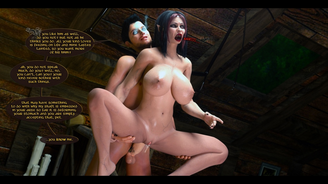 Wicked-1-The-Queen 80 free sex comic
