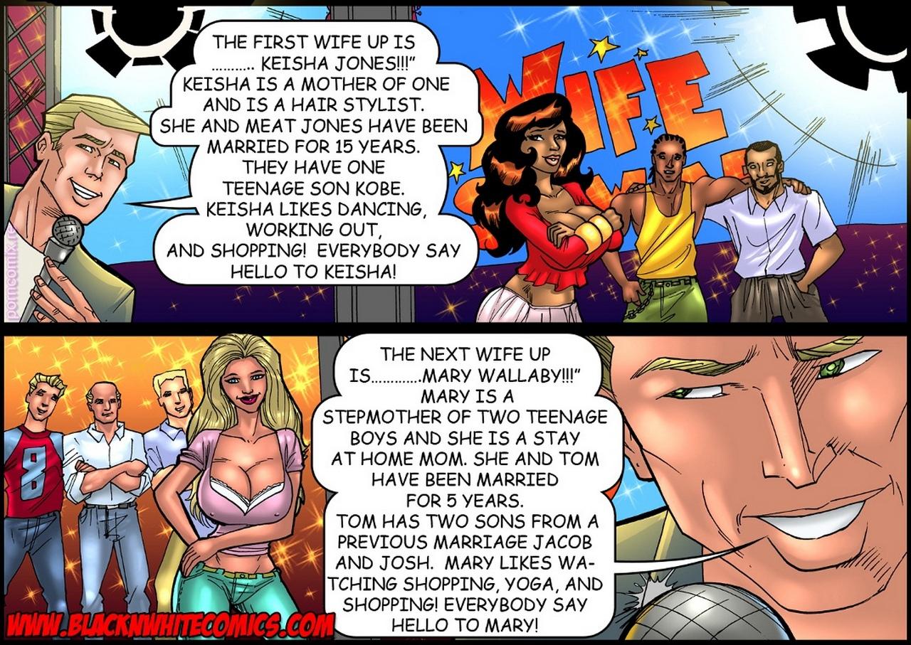Wife-Swap-Black 3 free sex comic