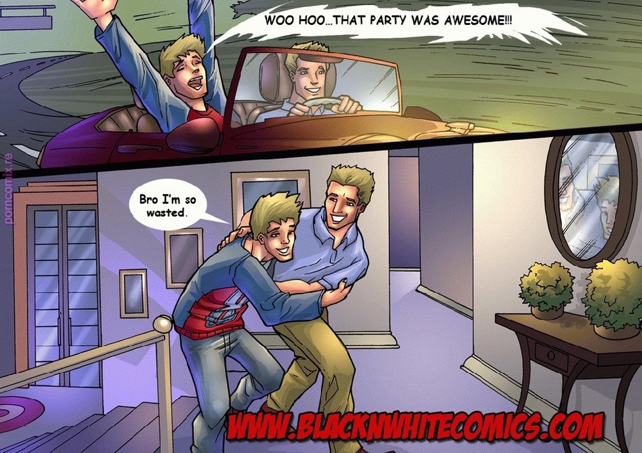Wife-Swap-Black 37 free sex comic