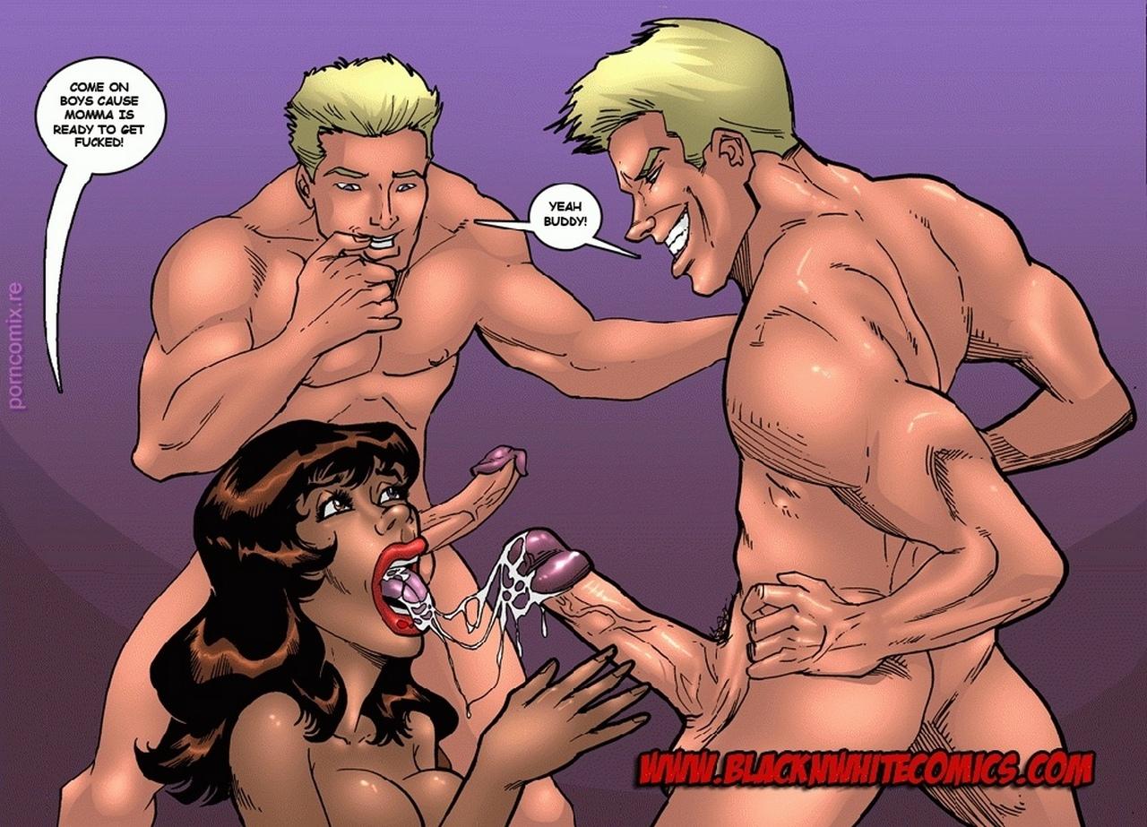 Wife-Swap-Black 50 free sex comic