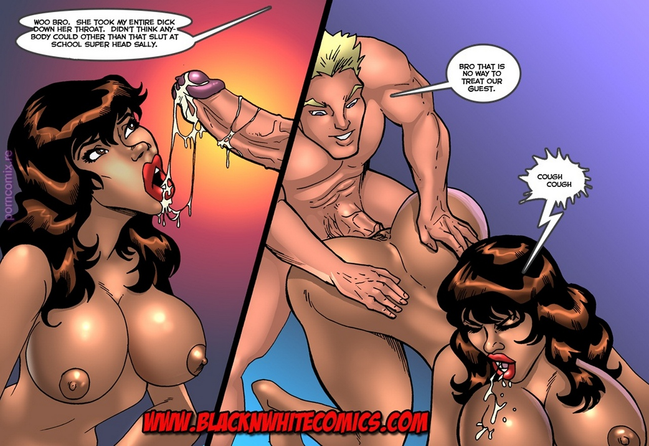 Wife-Swap-Black 55 free sex comic