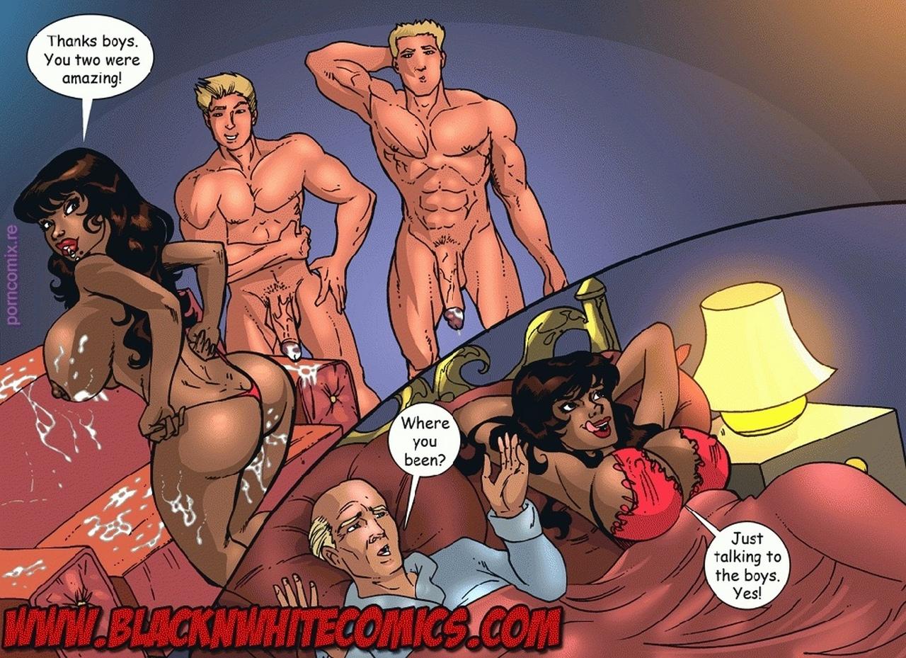 Wife-Swap-Black 66 free sex comic