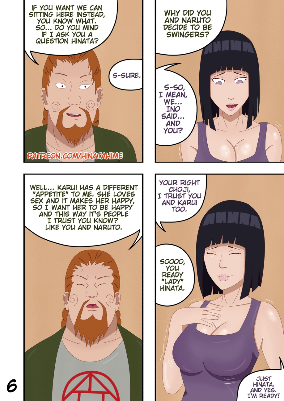 Wife-Swap-No-Jutsu 7 free sex comic