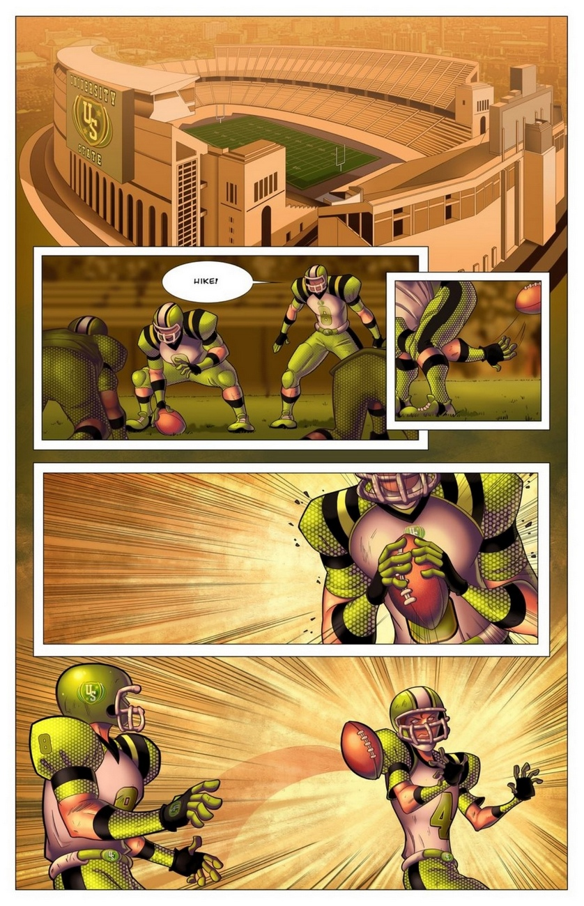 Wish-Upon-A-Star-Making-The-Team 2 free sex comic