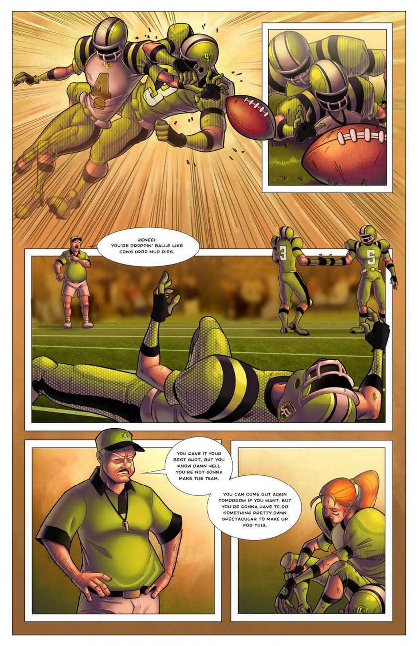 Wish-Upon-A-Star-Making-The-Team 3 free sex comic
