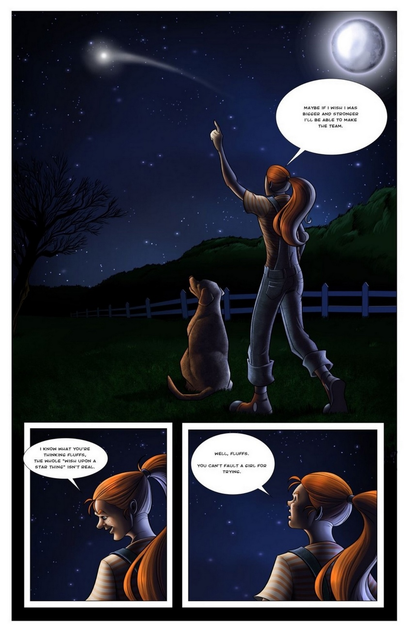 Wish-Upon-A-Star-Making-The-Team 6 free sex comic