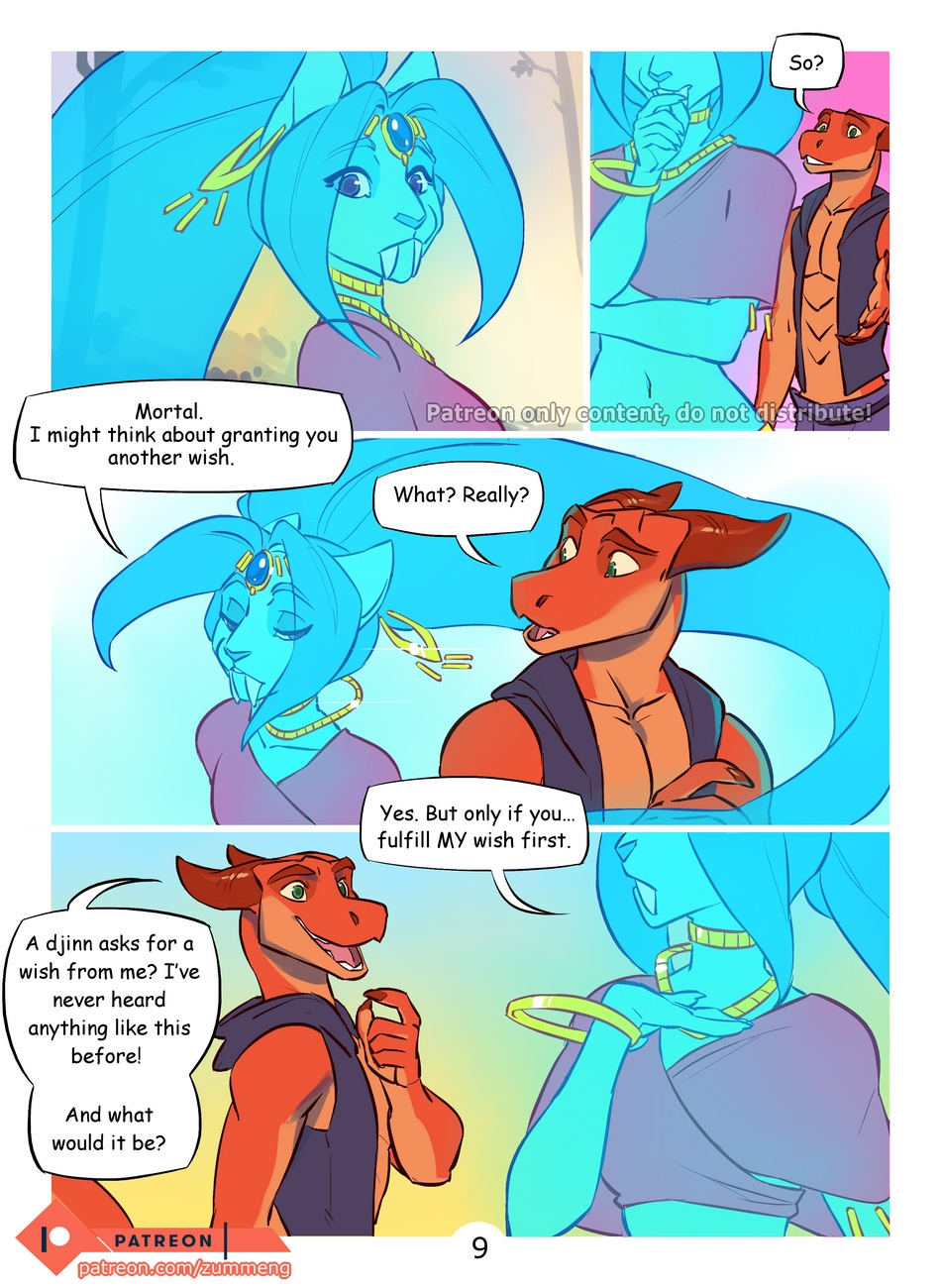 Wishes-Furry 10 free sex comic