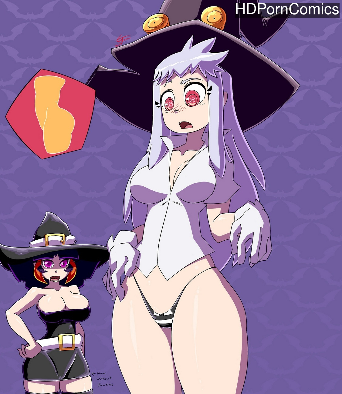 Witchly-s-Symbiotic-Panties 1 free porn comics