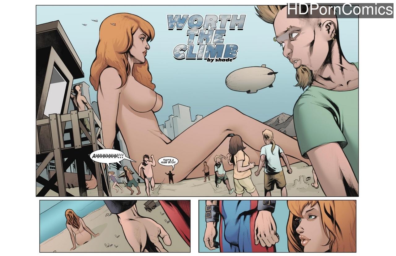 Worth-The-Climb 1 free porn comics