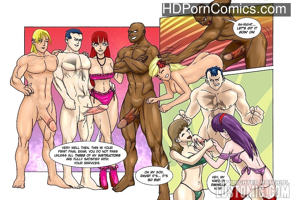 xxx comic-Lustomic- Feminize U11 free sex comic