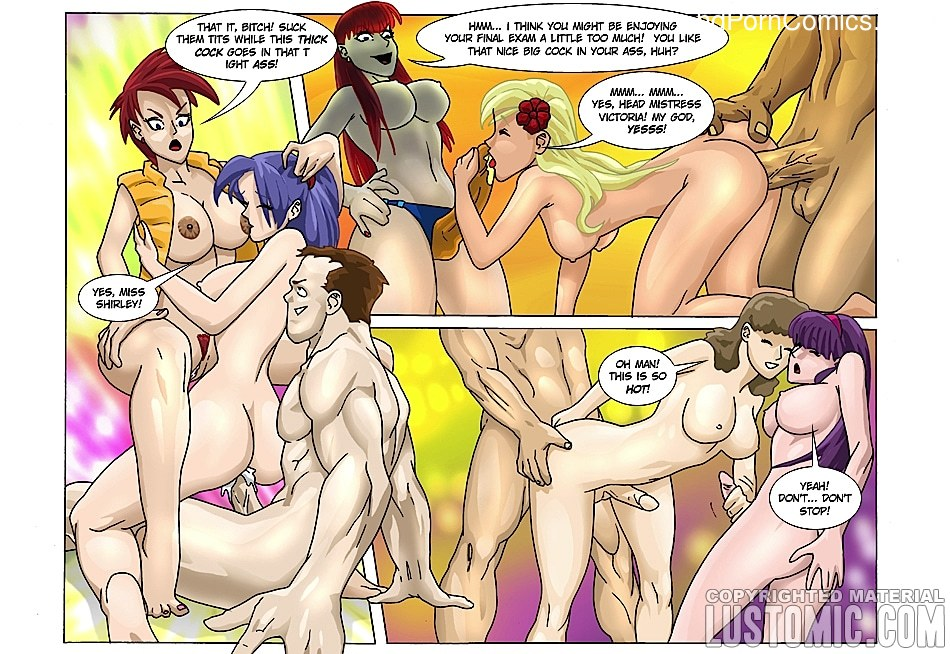 xxx comic-Lustomic- Feminize U12 free sex comic