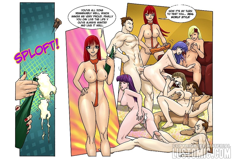 xxx comic-Lustomic- Feminize U20 free sex comic