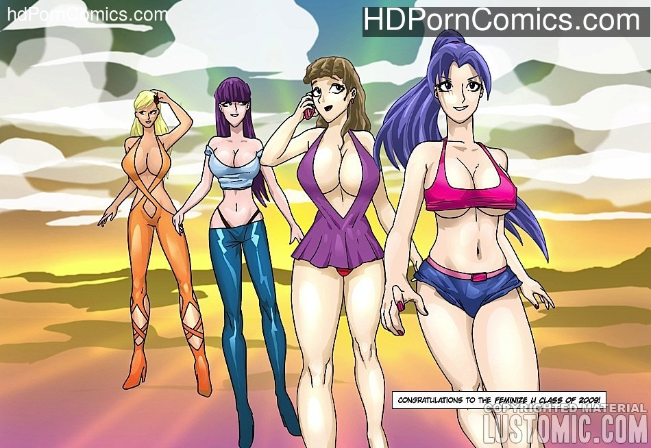 xxx comic-Lustomic- Feminize U21 free sex comic