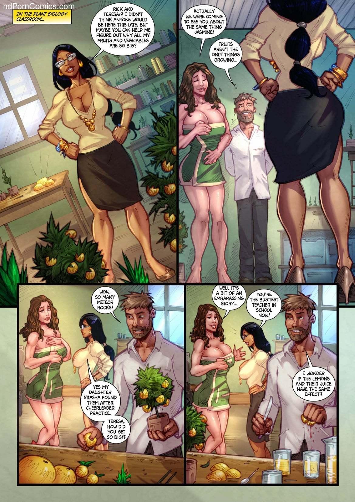 Free Xxx Porn Comics