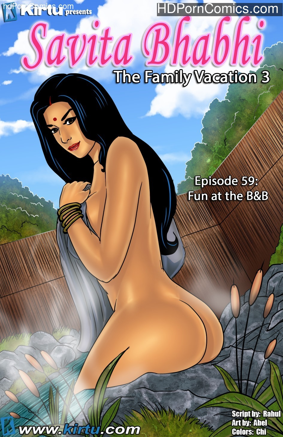 xxx comics-Savita Bhabhi 59- Fun at B&B free Porn Comic