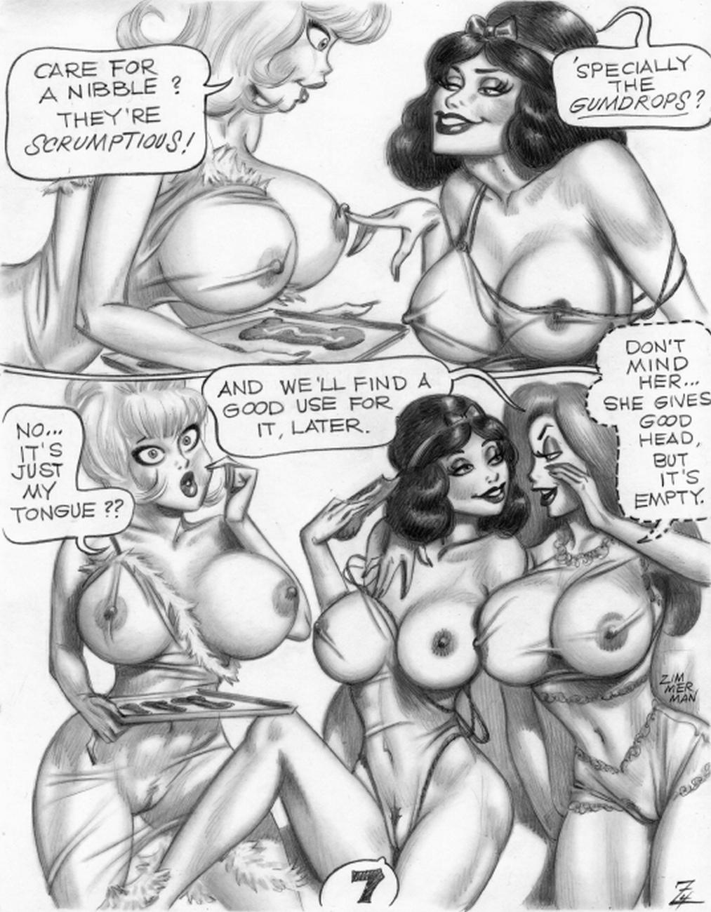 XXX-Mas-Party 7 free sex comic