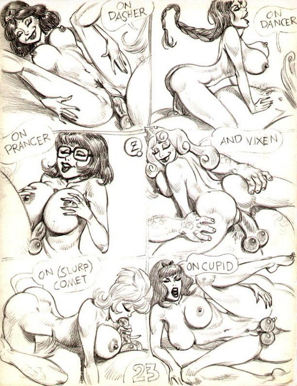 XXX-Mas-Party 23 free sex comic