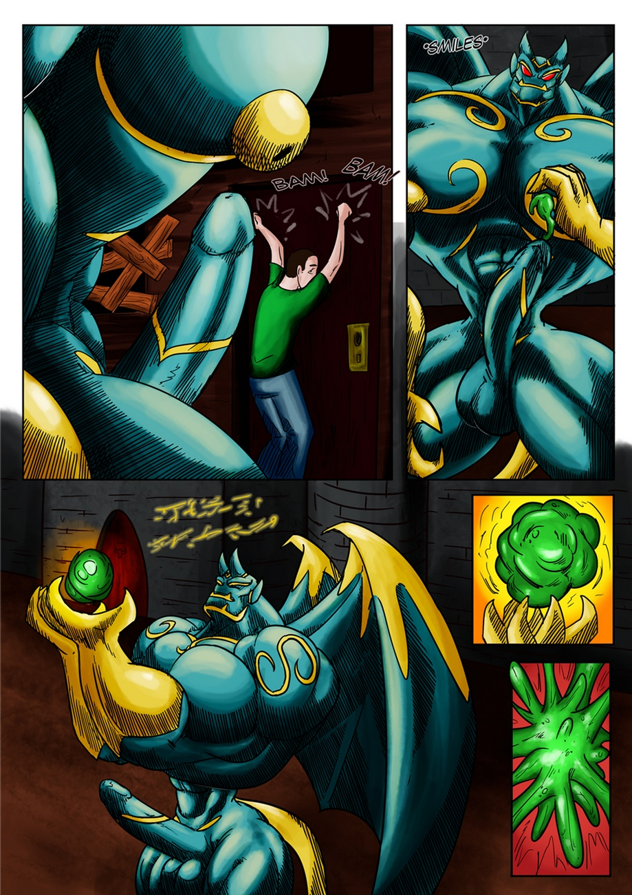 Zac-and-Galio-Transformation 3 free sex comic