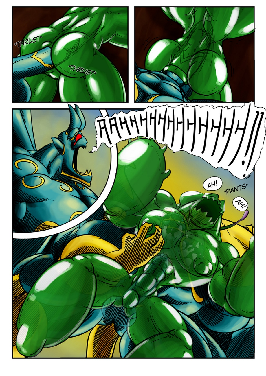Zac-and-Galio-Transformation 11 free sex comic