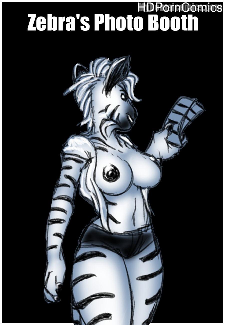 Furry Porn Zebra zebra's photo booth comic porn - hd porn comics