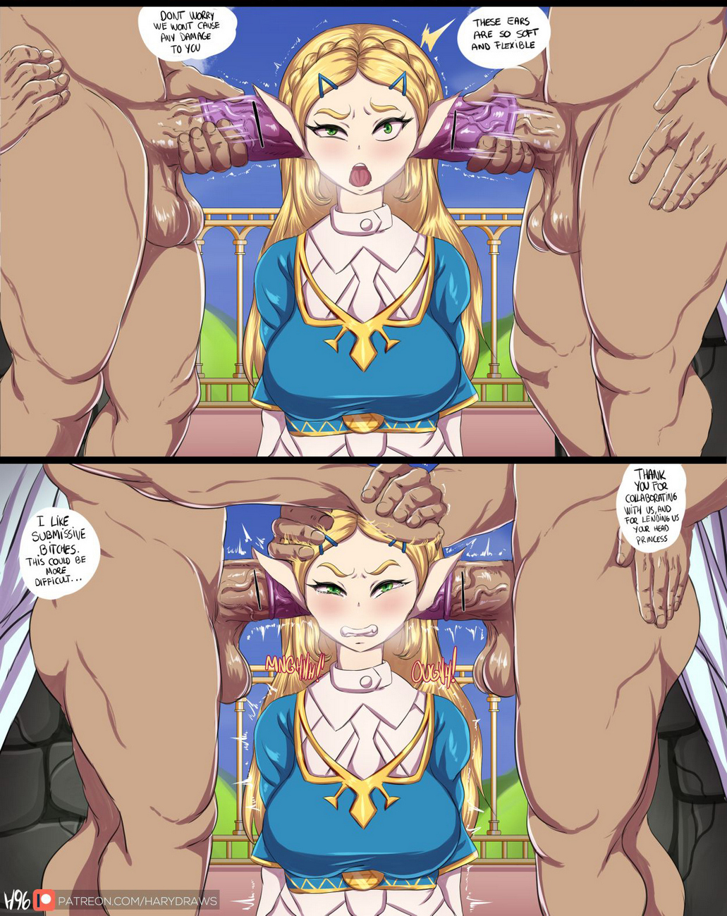 Mom Stockings Manga