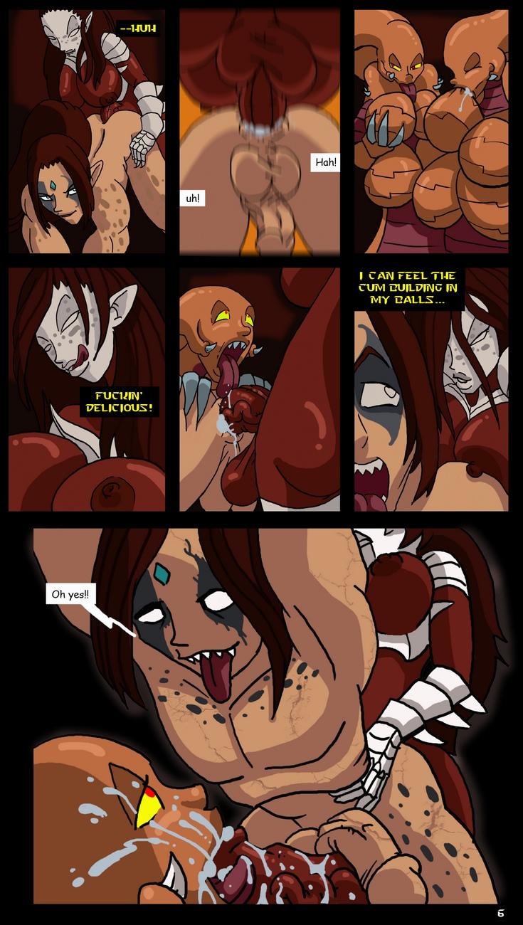 Zerg-Lush 7 free sex comic